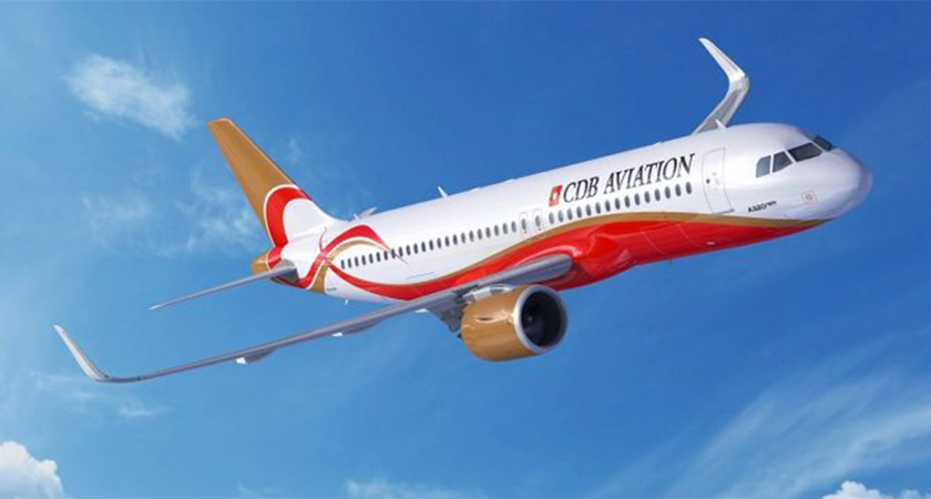 CDB Aviation confirms the order for 90 Airbus A320neo Family aircraft