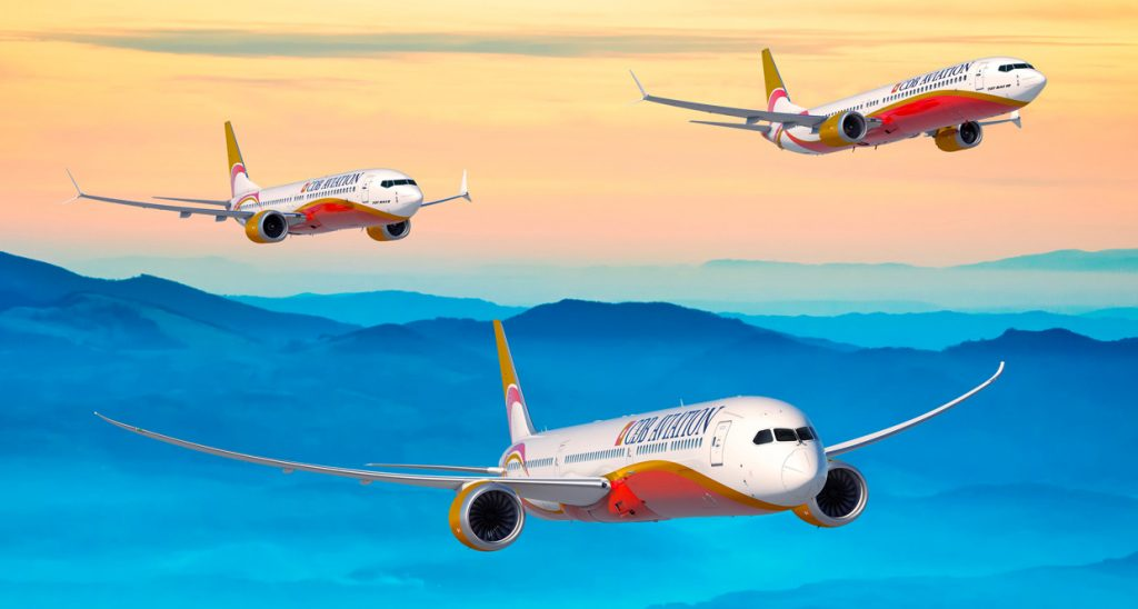 Boeing, CDB Aviation finalize the order for 52 737 MAXs and Eight 787s